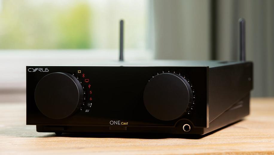 Cyrus announces ONE Cast Smart Audio System