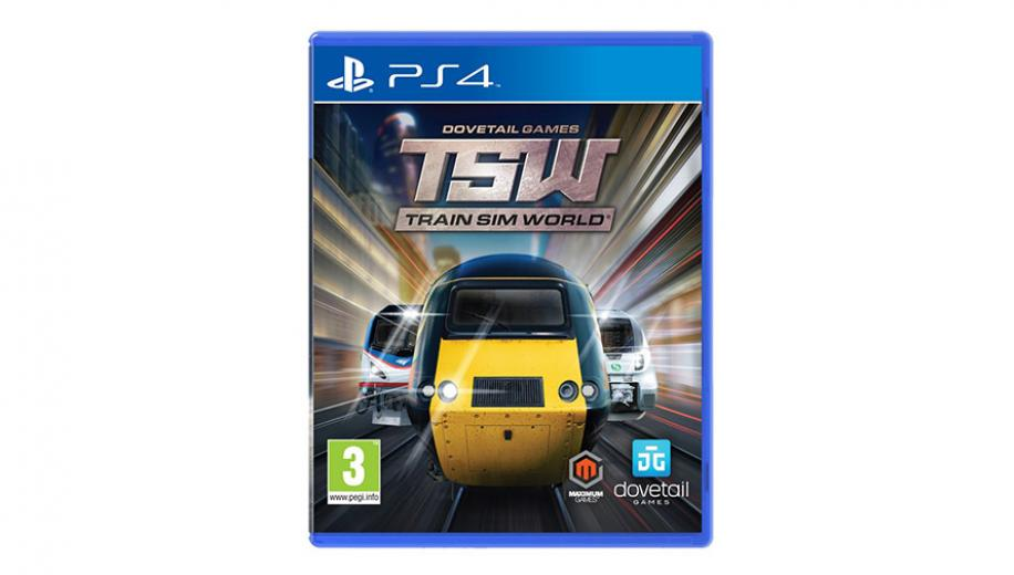 Train Sim World Review (PS4)