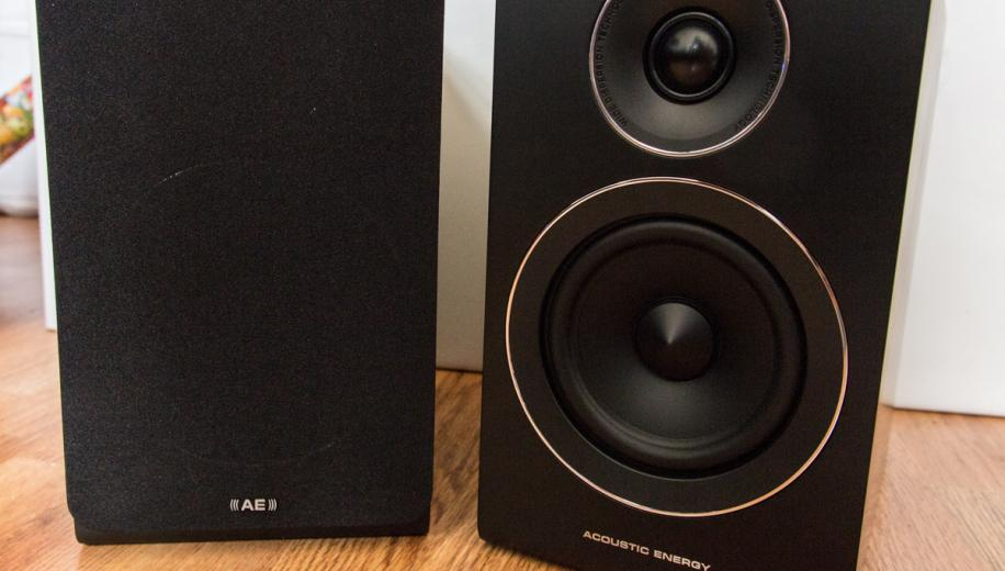 Acoustic Energy AE100 Standmount Speaker Review