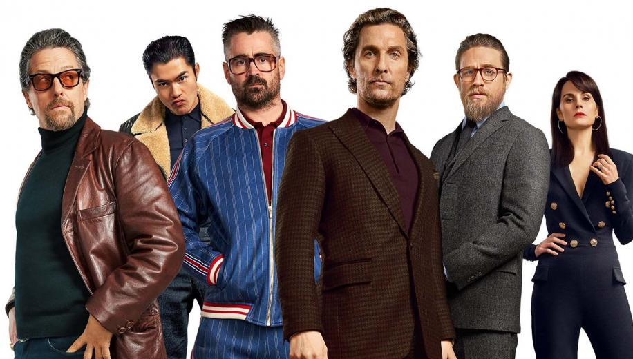 The Gentlemen 4K Blu-ray Review