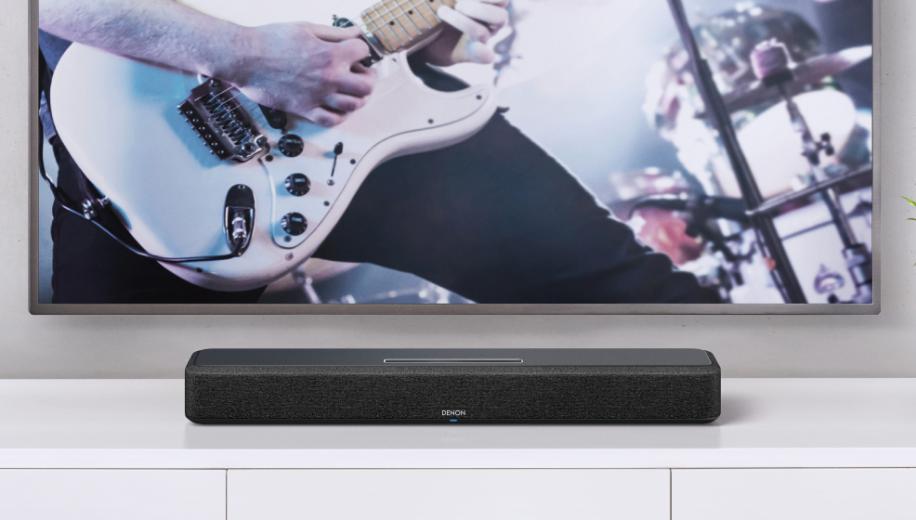 Denon introduces Home 550 soundbar