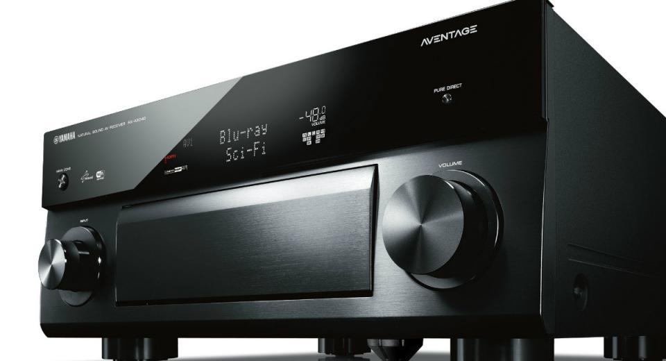 Yamaha RX-A3040 AV Receiver Review