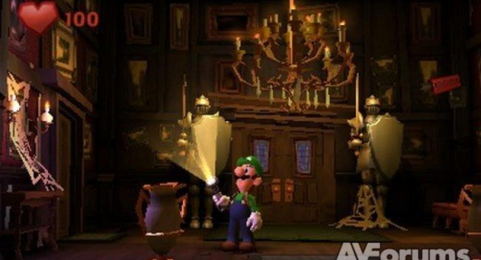 Luigi's Mansion 2 3DS Review
