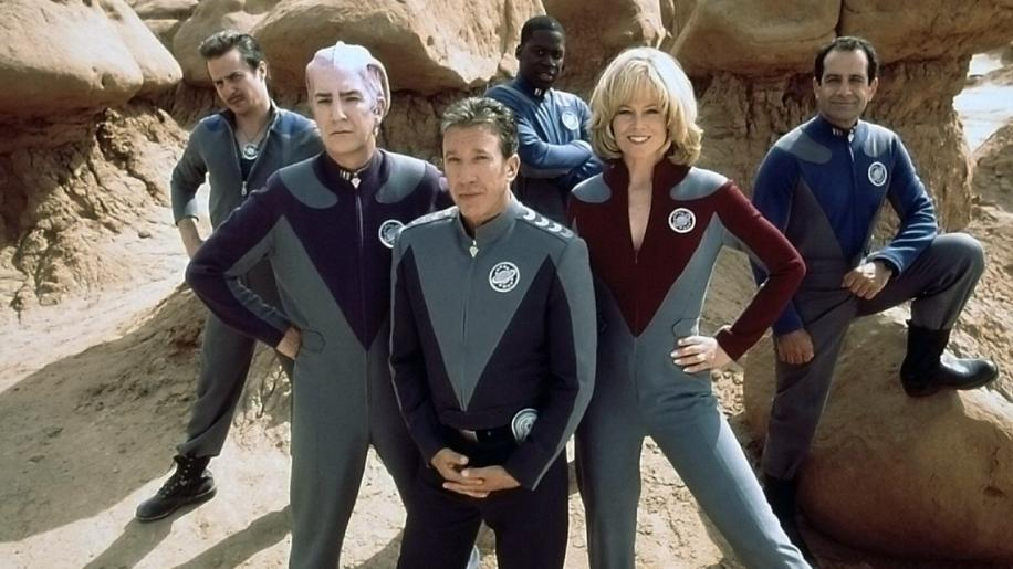 Galaxy Quest Movie Review