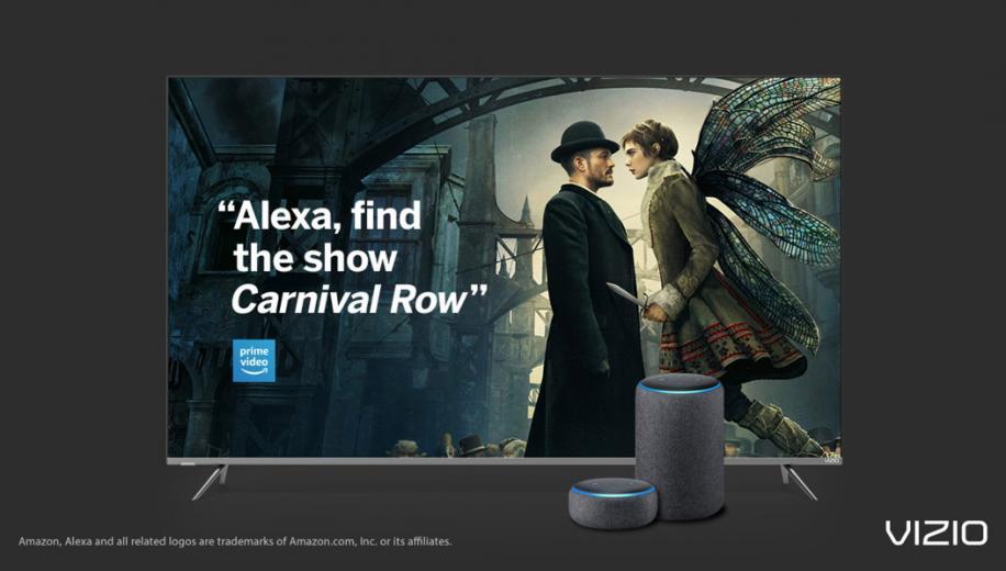 Vizio SmartCast TVs add new Alexa capabilities