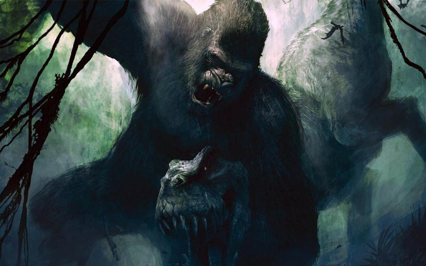 Peter Jackson's King Kong Production Diaries DVD Review