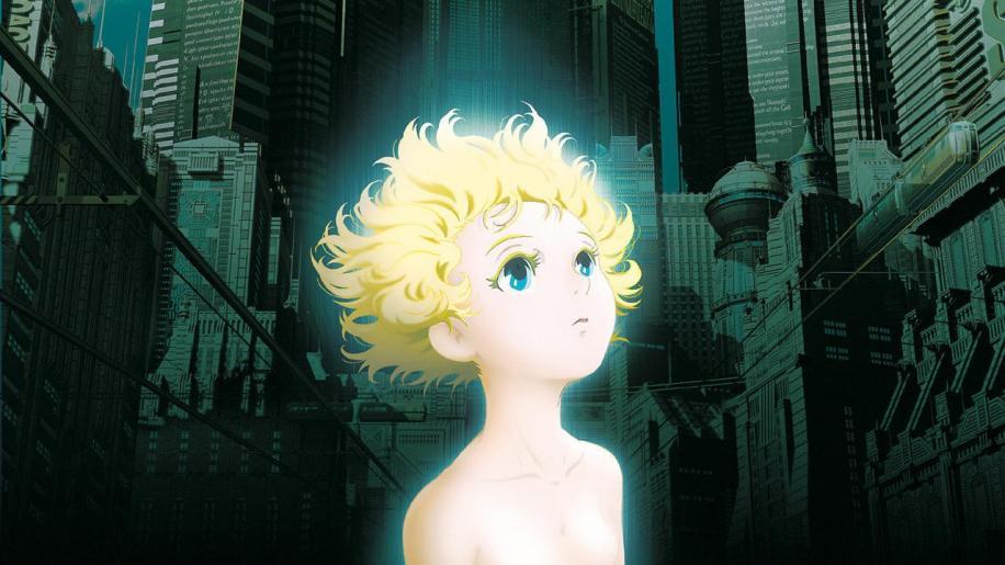 Osamu Tezuka's Metropolis DVD Review