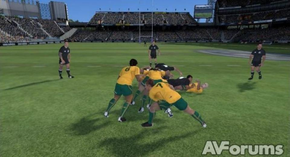 Jonah Lomu Rugby Challenge PS Vita Review