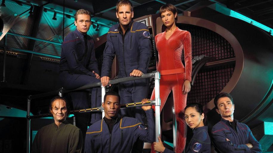 Star Trek: Enterprise Season 4 DVD Review