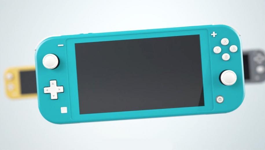 Nintendo announces Switch Lite handheld console