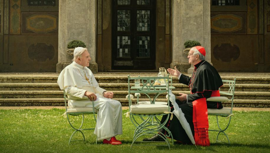 Netflix's The Two Popes Review
