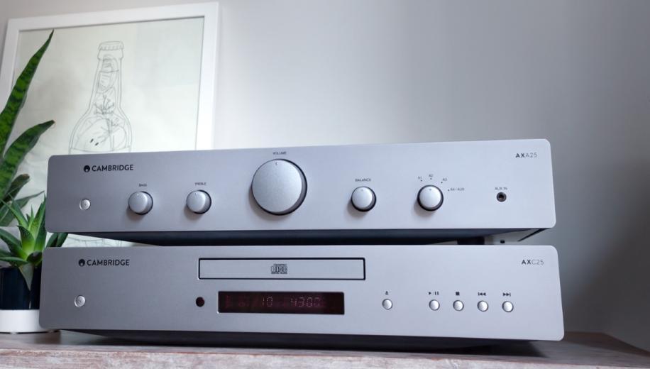 Cambridge Audio announces AX series Hi-Fi separates