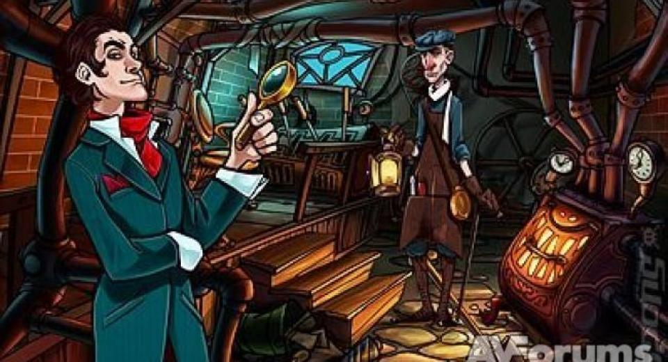 Sherlock Holmes: The Mystery of the Frozen City 3DS Review