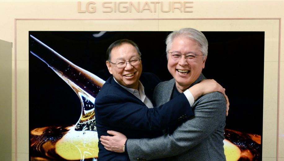 New LG Electronics CEO is OLED mastermind