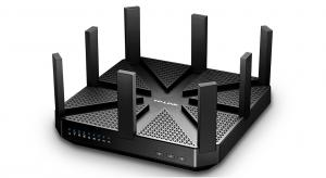 TP-LINK launch world's first wireless 'ad' router