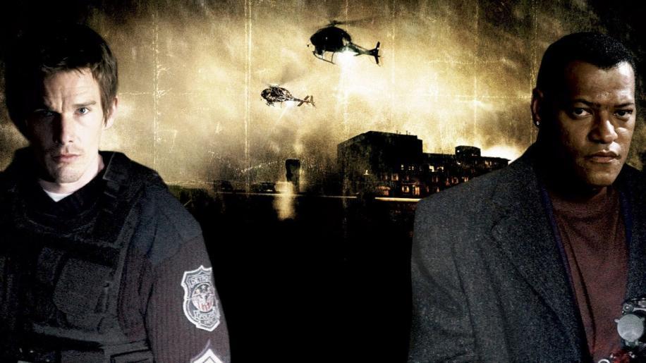 Assault on Precinct 13 Movie Review
