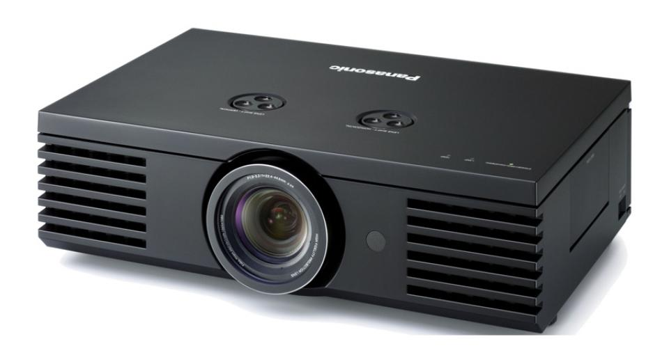 Panasonic PT-AE2000 LCD Projector Review