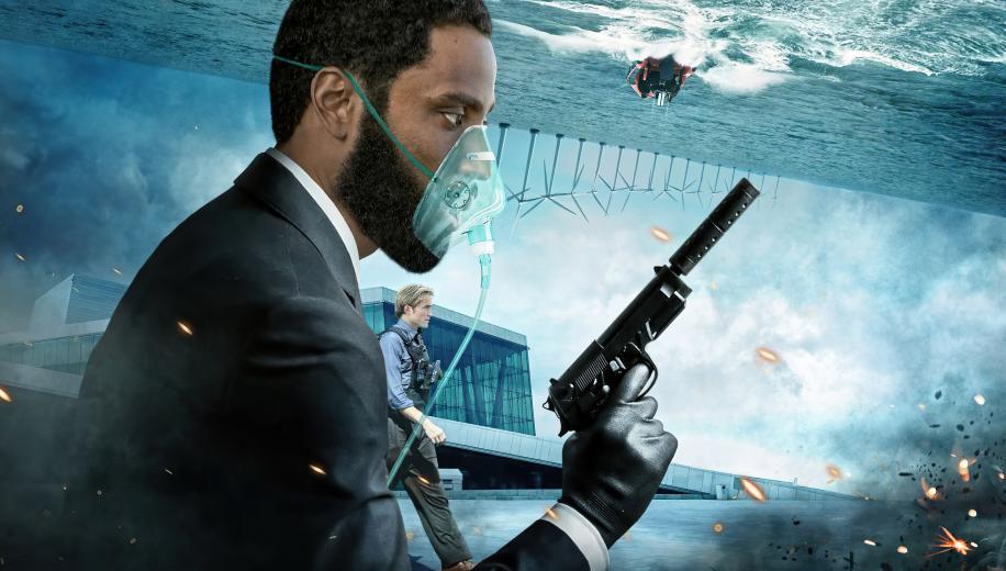 Tenet 4K Blu-ray Review
