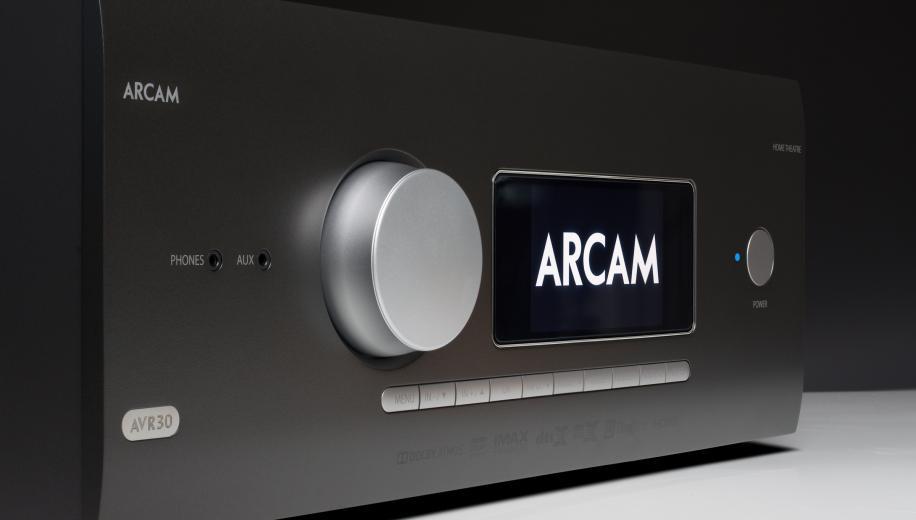 Arcam AVR30 AV Receiver Review
