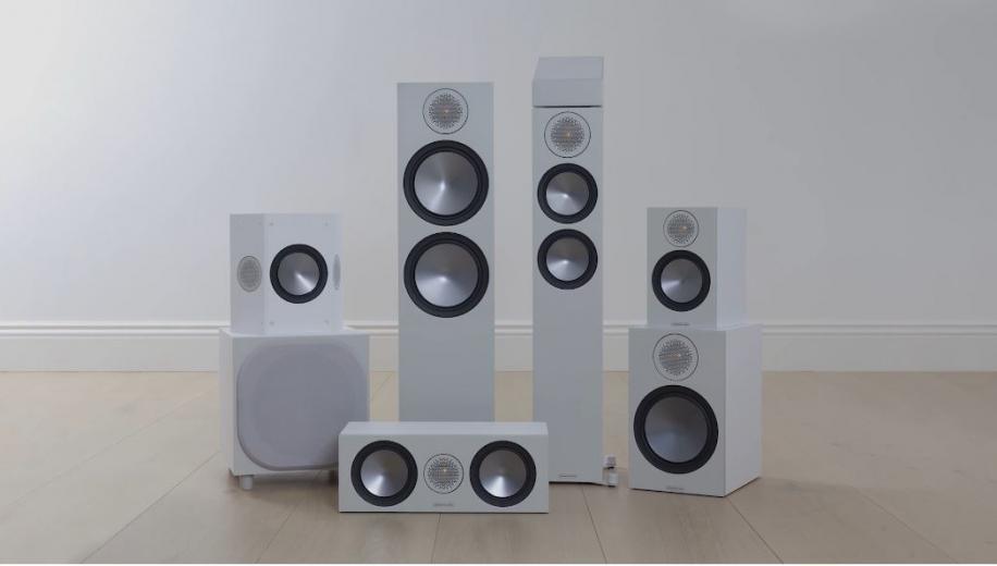 Monitor Audio launches Bronze 6G speaker series