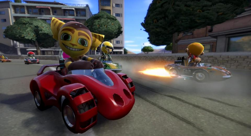 ModNation Racers PS3 Review