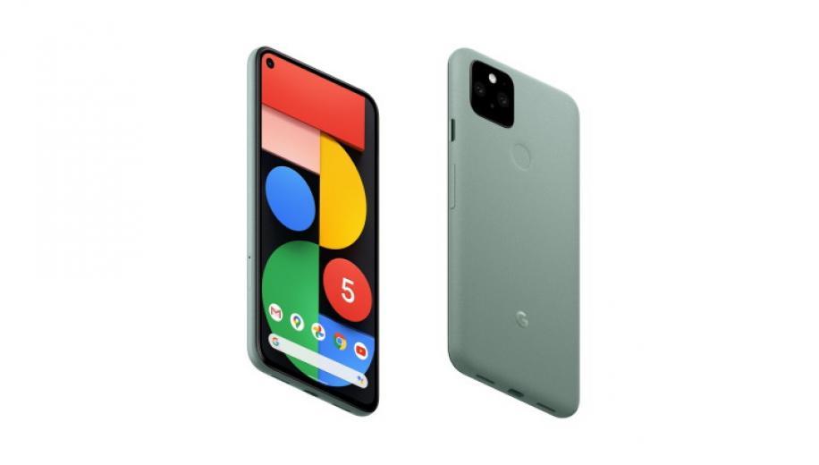 Google unveils Pixel 5 and 4a 5G smartphones