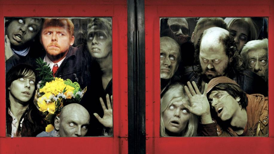 Shaun Of The Dead DVD Review