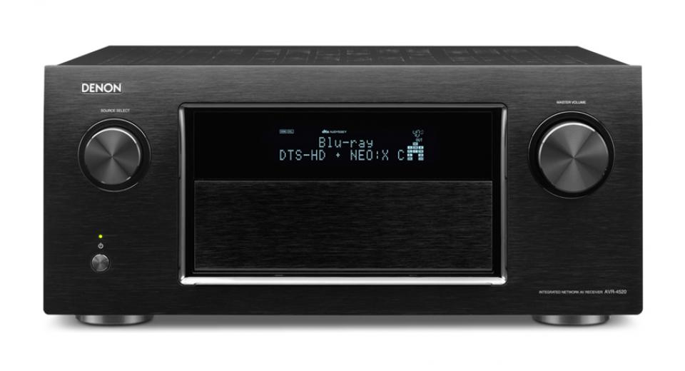Denon AVR-4520 9 Channel Audio/Video Receiver Review