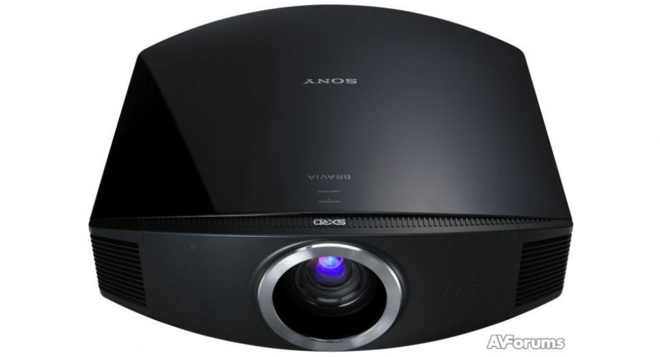 Sony VW90ES (VPL-VW90ES) 3D SXRD Projector Review