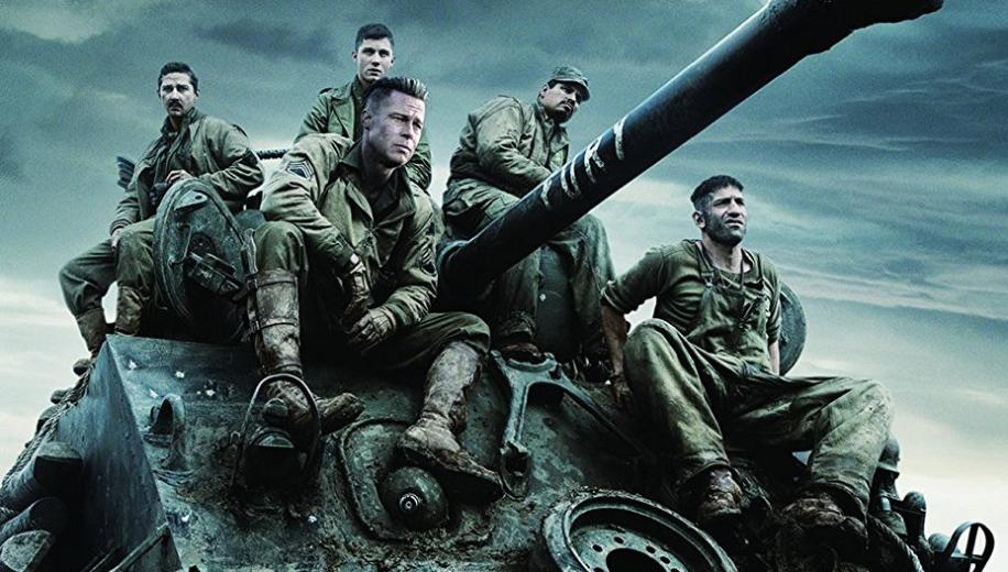 Fury 4K Ultra HD Blu-ray Review