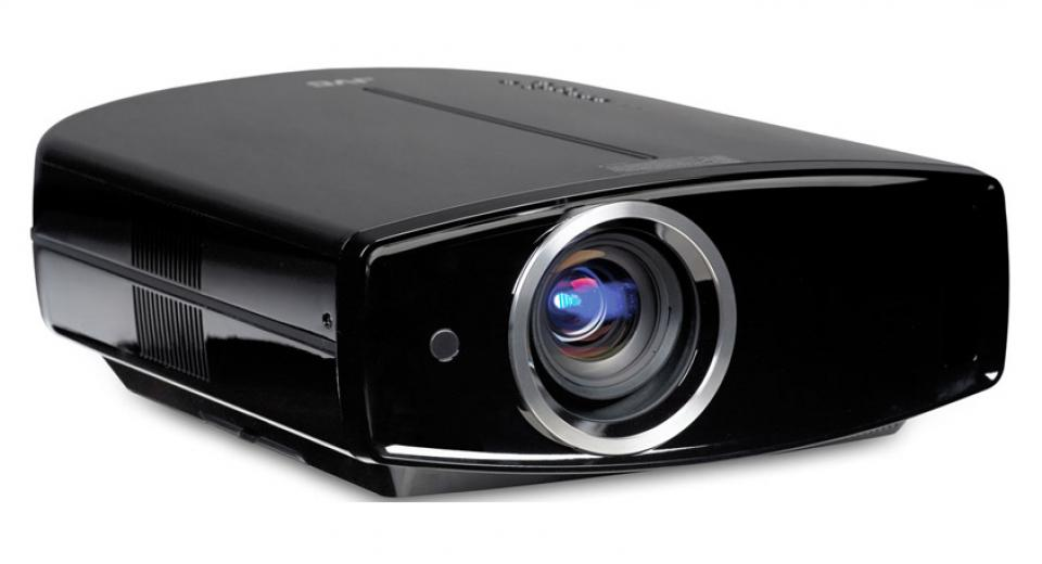 JVC HD350 D-ILA Projector Review