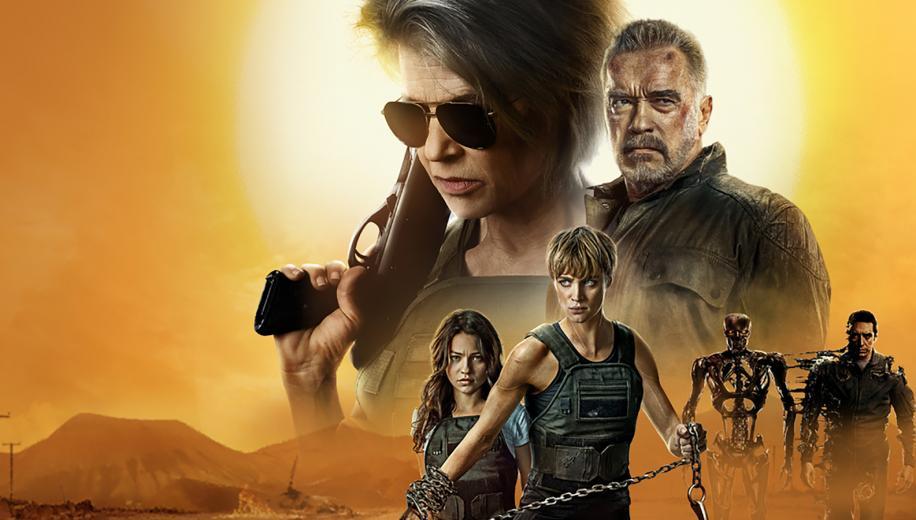 Terminator: Dark Fate 4K Blu-ray Review