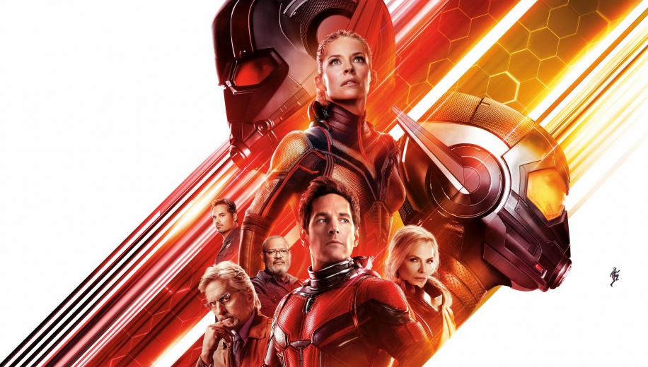 Ant-Man and the Wasp 4K Blu-ray Review