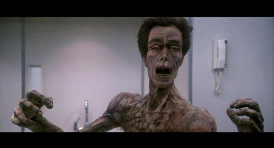 Lifeforce Collector's Edition Movie Review