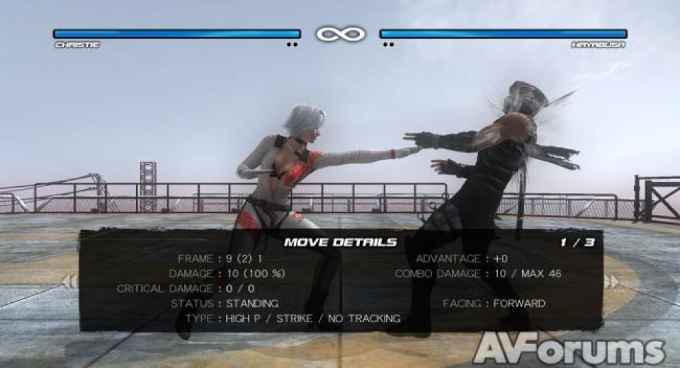 Dead or Alive 5 Plus PS Vita Review