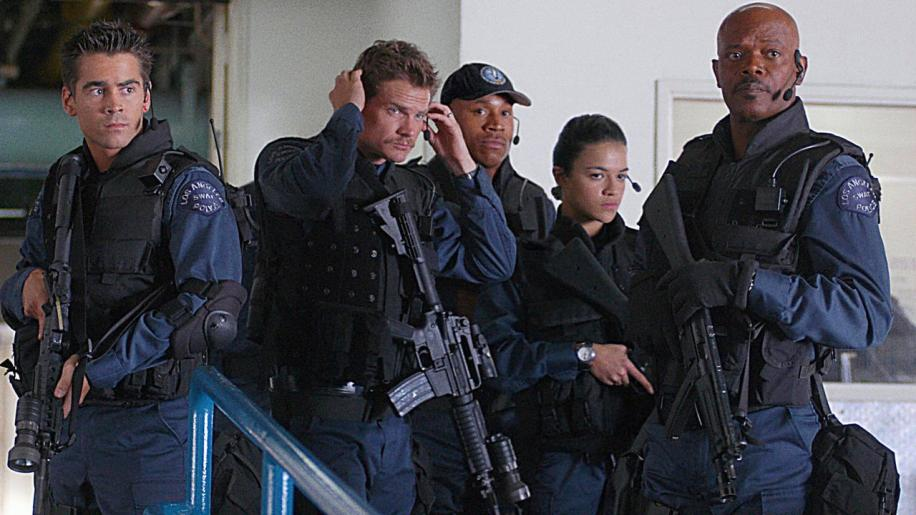 S.W.A.T. DVD Review