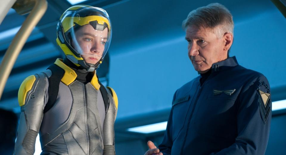 Ender's Game Blu-ray Review