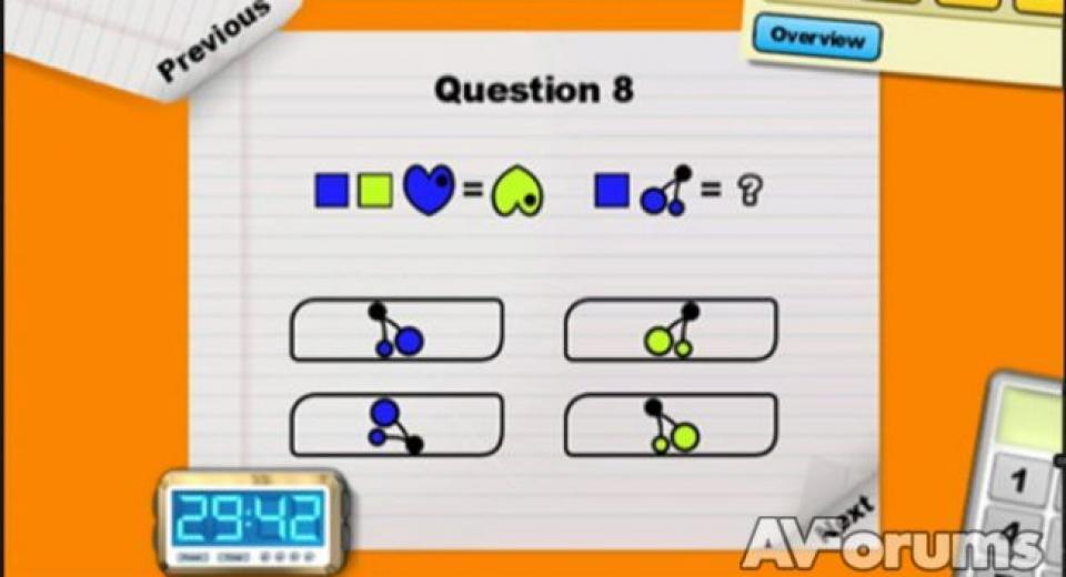 Mensa Academy 3DS Review