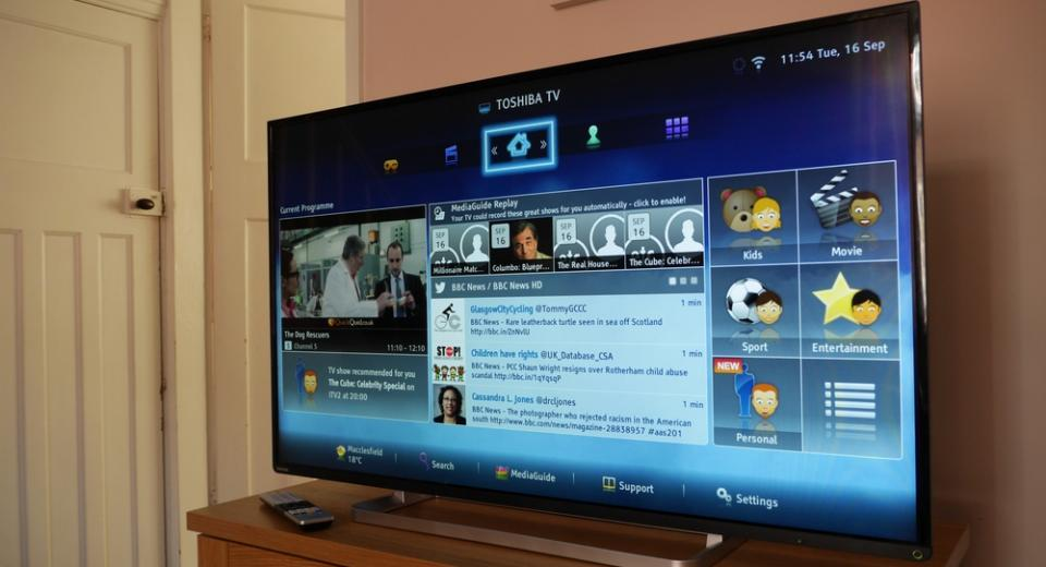 Toshiba 47L6453D (L6453) TV Review