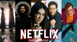 What's new on Netflix UK for October 2021