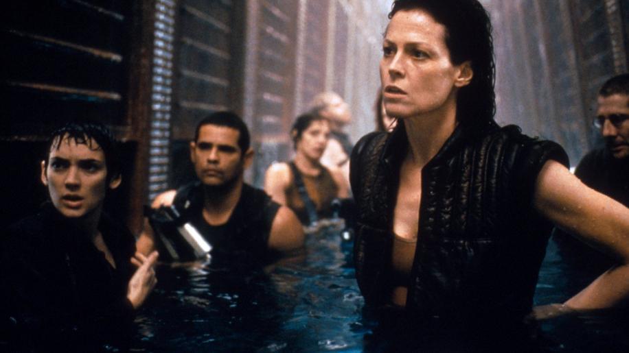 Alien Quadrilogy DVD Review