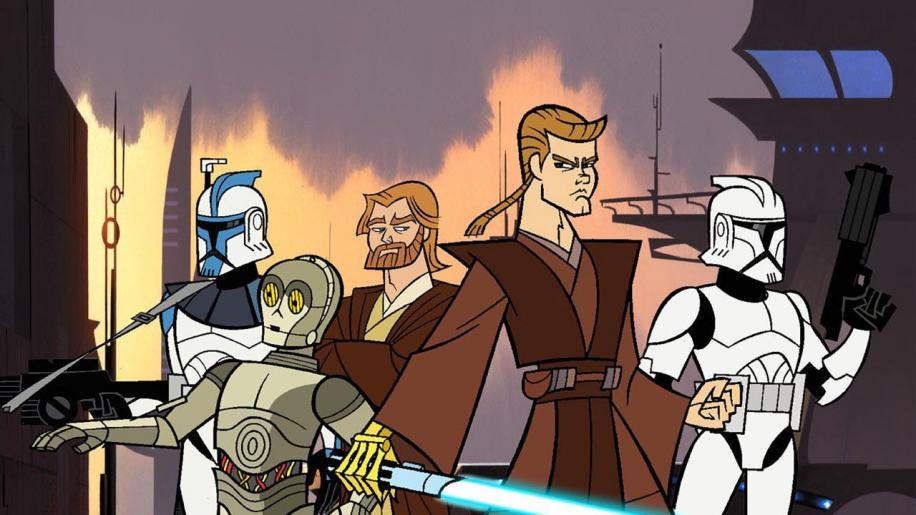 Star Wars: Clone Wars Volume 1 DVD Review
