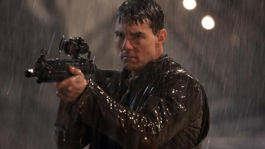 Jack Reacher Movie Review