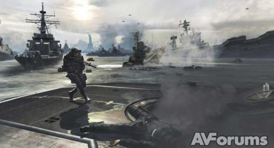 Call Of Duty: Modern Warfare 3 Xbox 360 Review