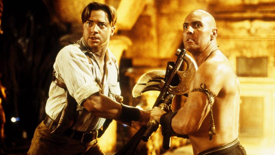 Mummy Returns, The: Special Edition DVD Review