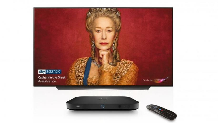 Sky TV offers cheaper Sky Q box with updated features