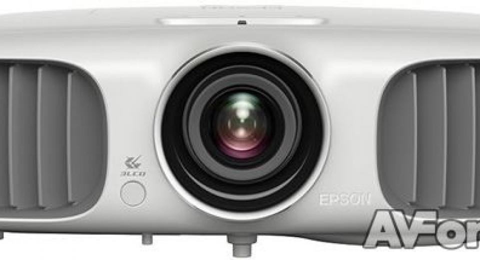Epson TW6000 (EH-TW6000W) 3 Chip LCD 3D 1080p Projector Review