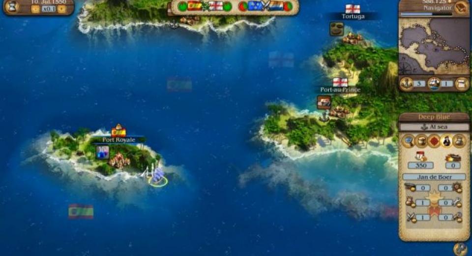 Port Royale 3 PS3 Review