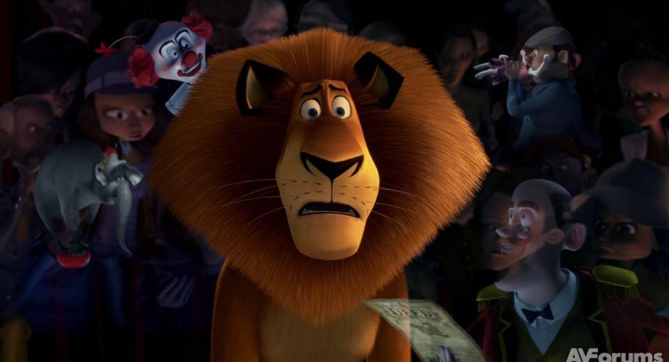 Madagascar 3  Europes Most Wanted 3D Review