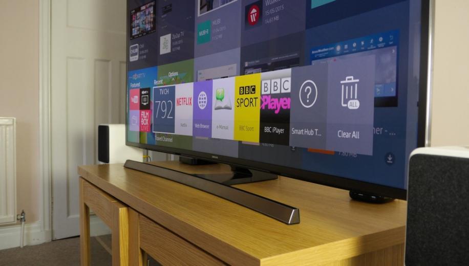 Samsung UE55JS8500 (JS8500) Ultra HD 4K TV Review